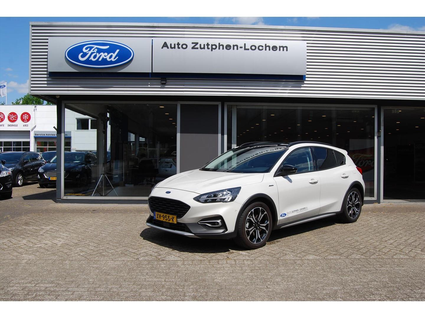 Ford Focus 1.0 ecoboost 125pk active business 5drs