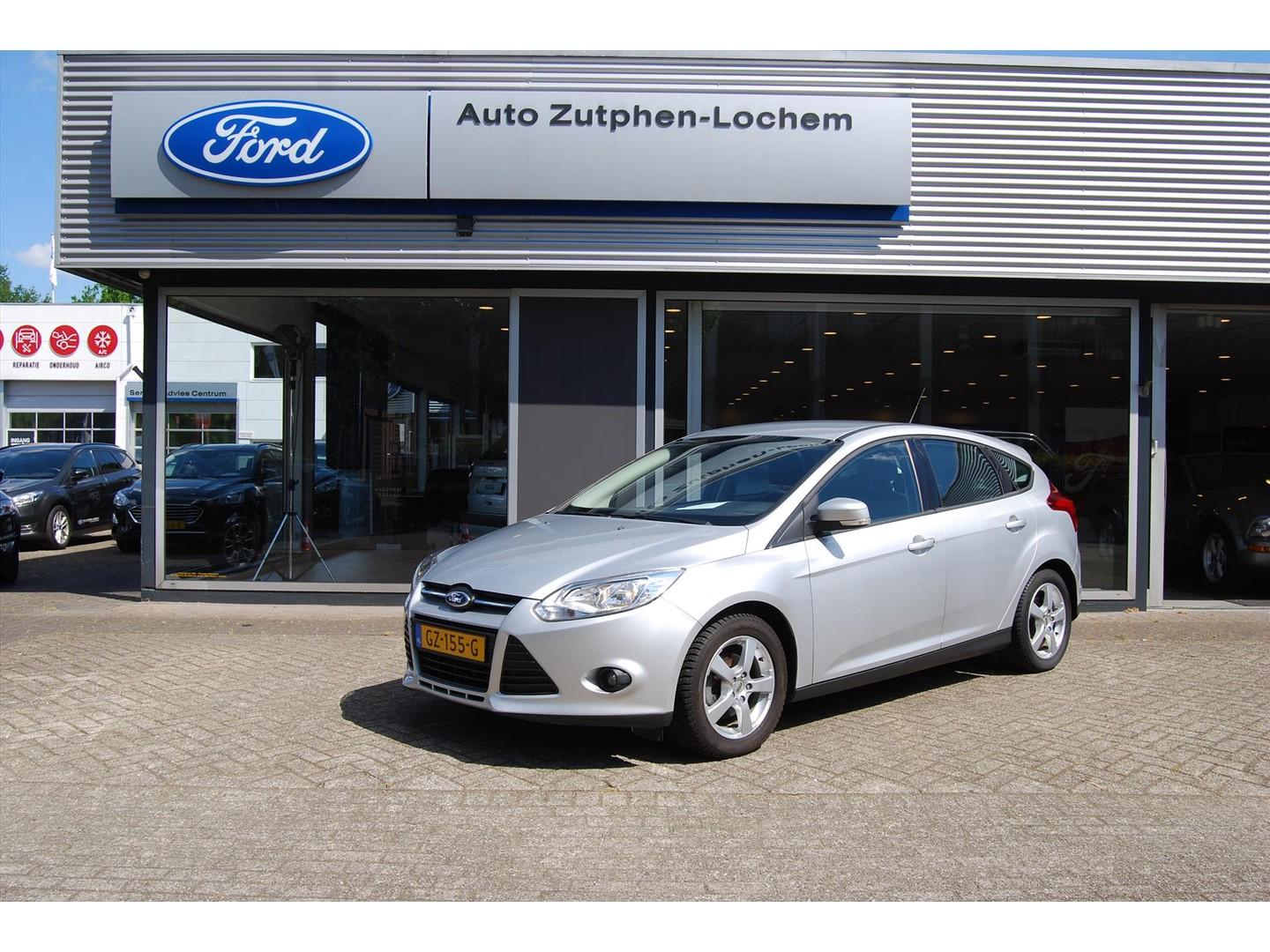 Ford Focus 1.0 ecoboost trekhaak / voorruitverwarming /aut airco