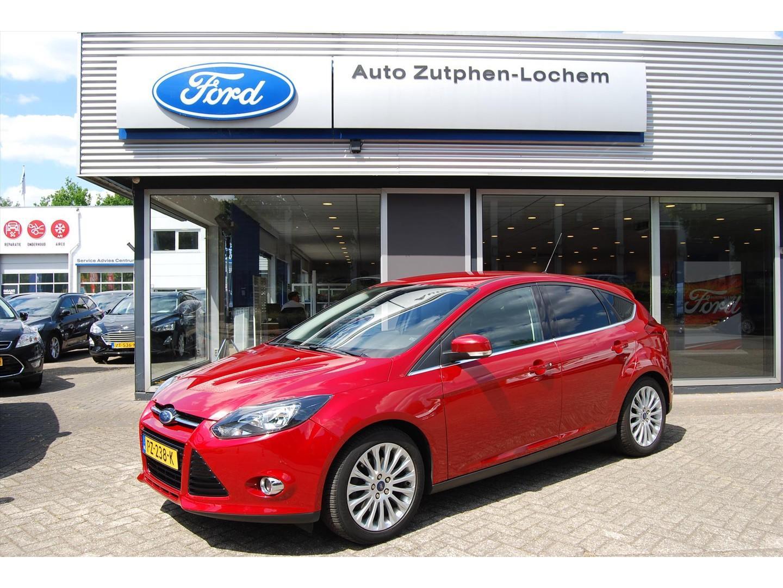 Ford Focus 1.6 ecoboost 150pk titanium /navi / trekhaak 1500kg