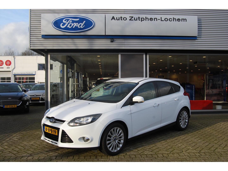 Ford Focus 1.6 ecoboost 150pk 5-deurs titanium 1500kg trekvermogen