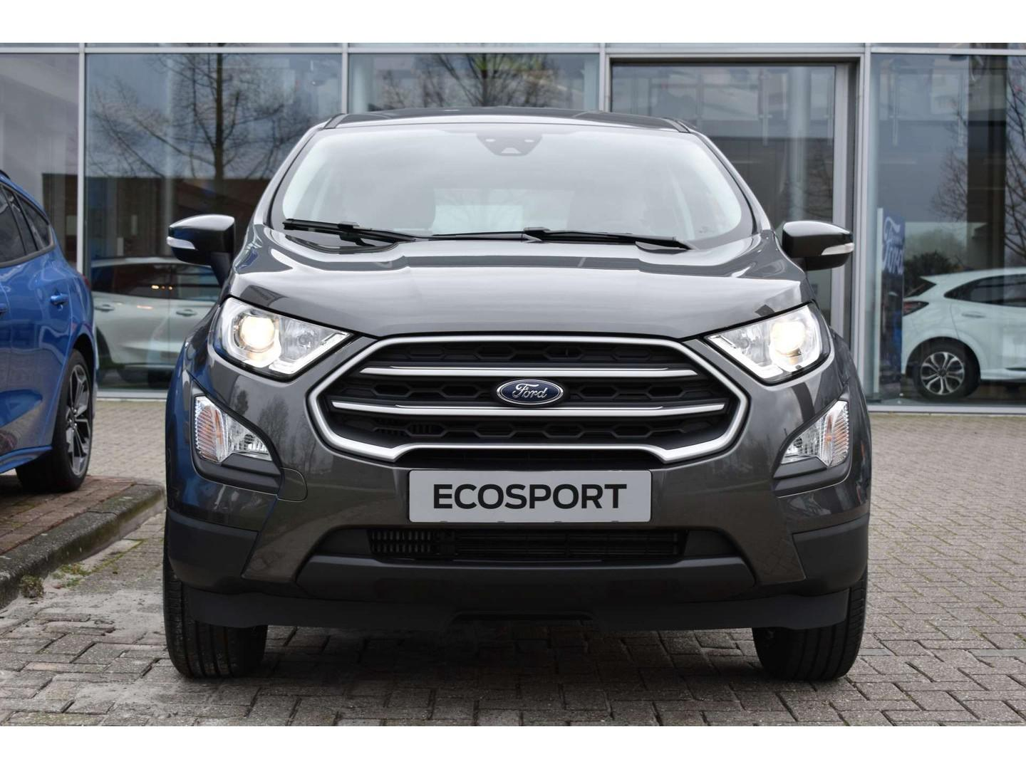Ford Ecosport 1.0 ecoboost 100pk