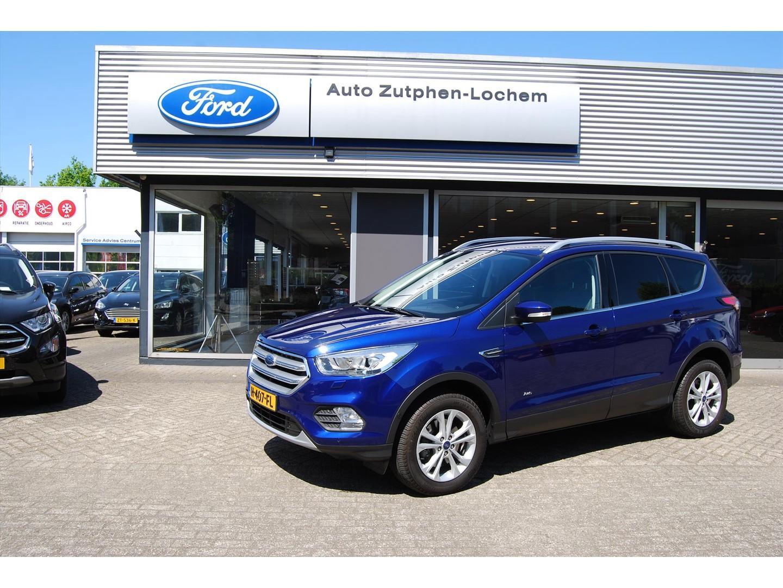 Ford Kuga 1.5 ecoboost 182pk 4wd automaat trekhaak 1700kg trekvermogen