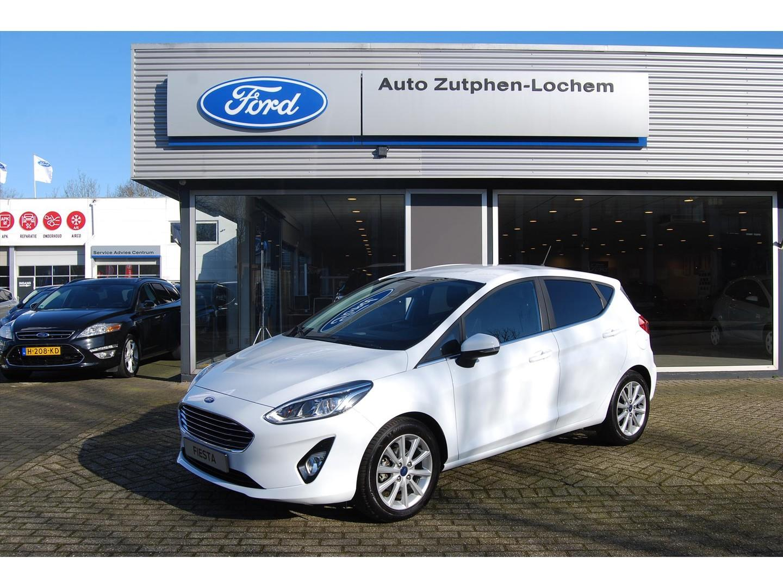 Ford Fiesta 1.0 ecoboost titanium 100pk automaat navi/ bluetooth