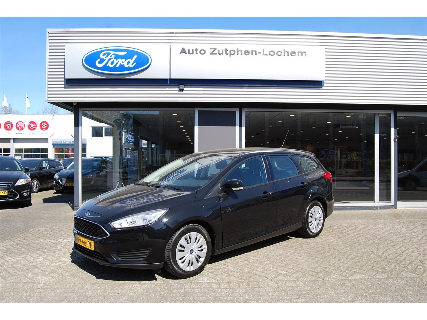 Ford Focus 1.0 ecoboost 100pk wagon trend trekhaak