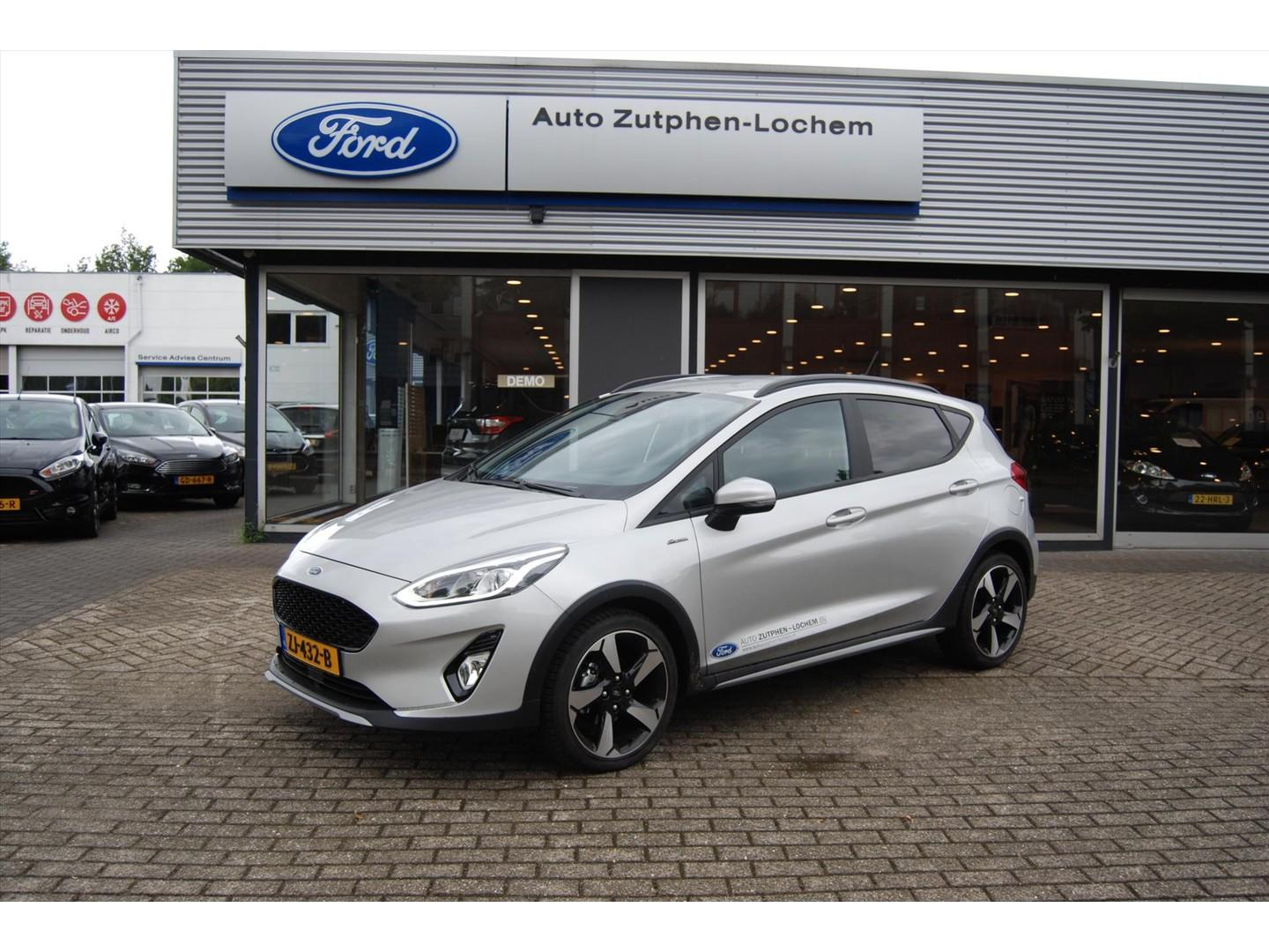 Ford Fiesta Active 1.0 ecoboost 100pk