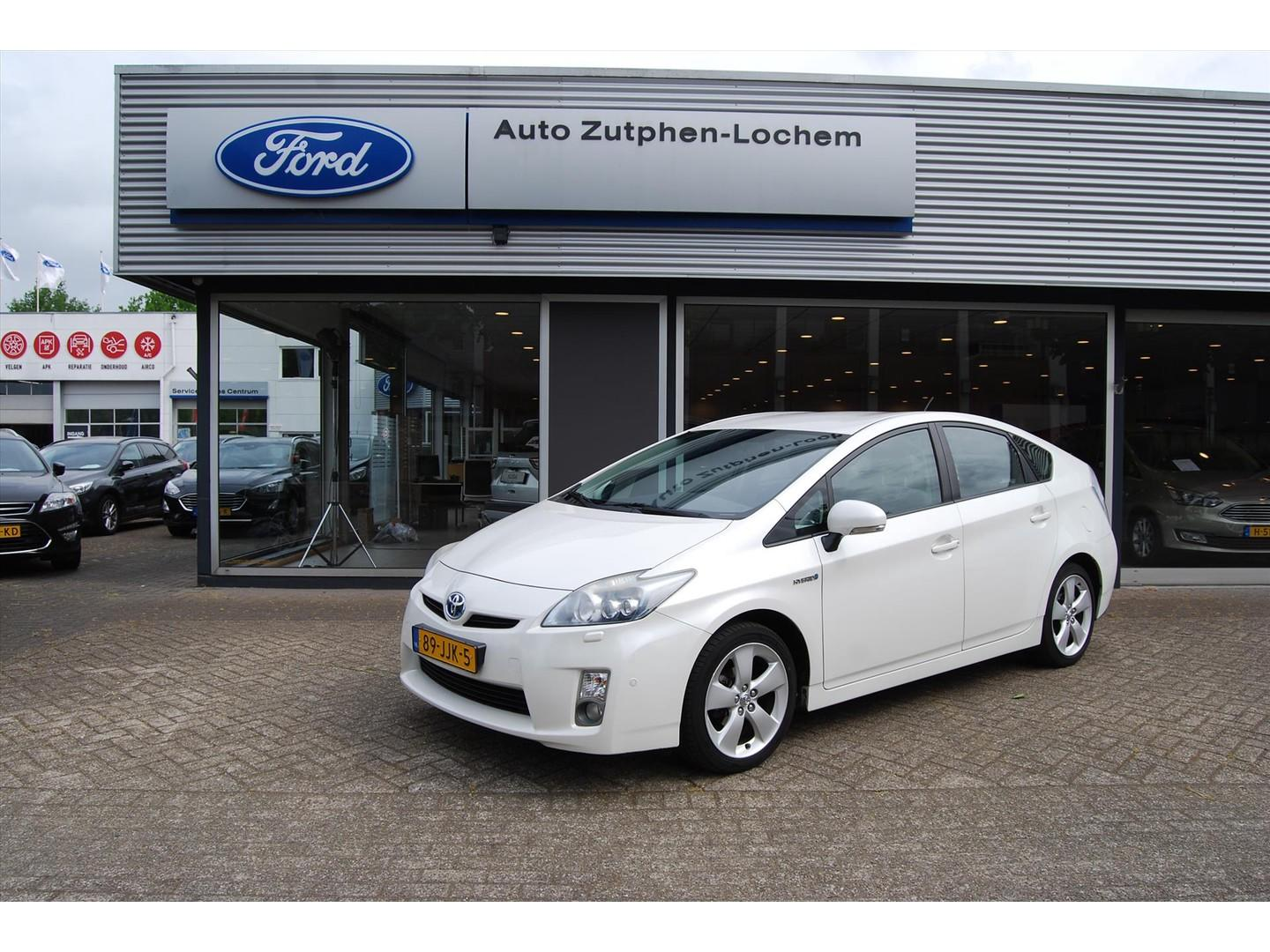 Toyota Prius 1.8 full hybrid 136pk full options