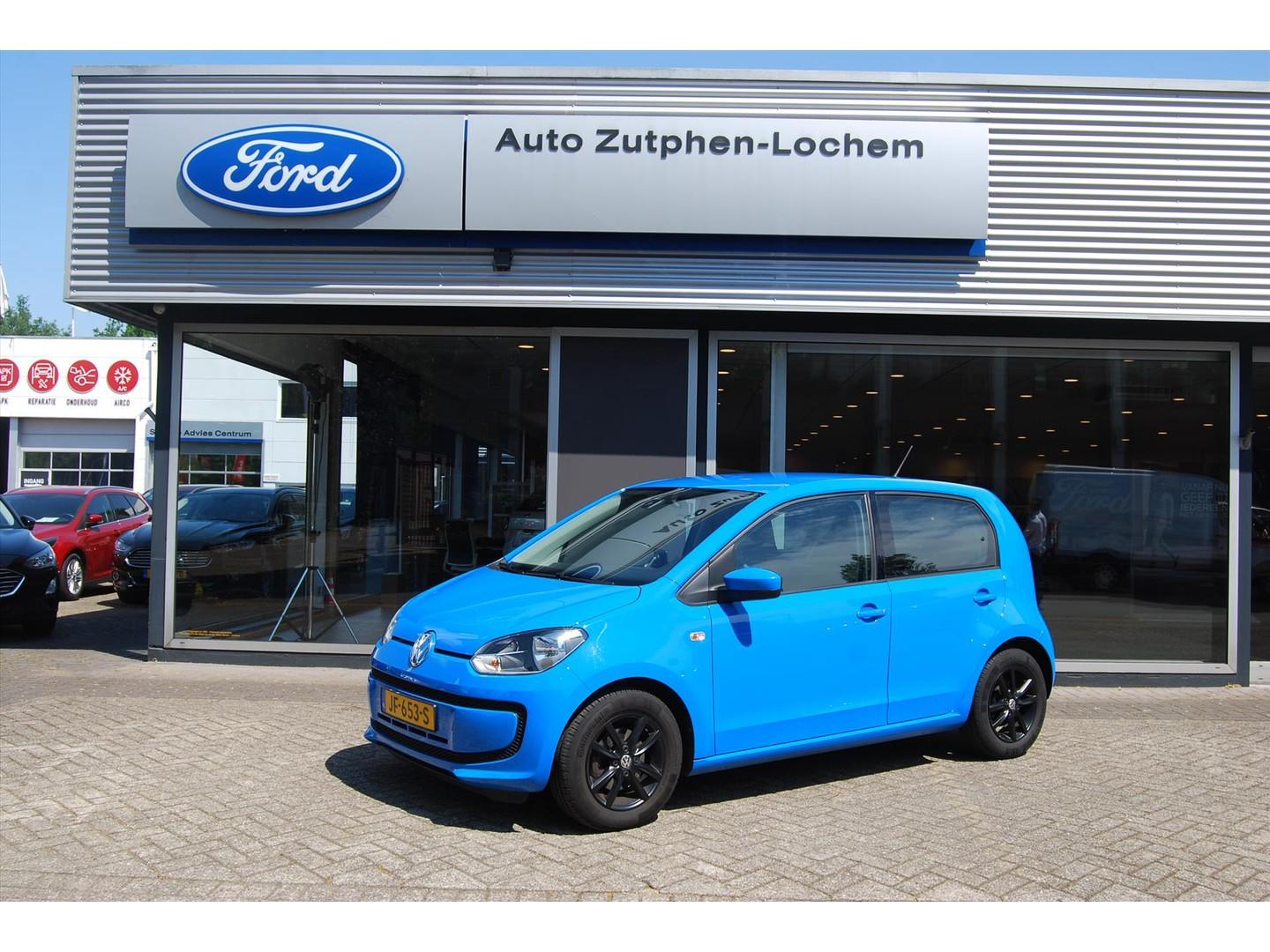 Volkswagen Up! 1.0 60pk 5-drs airco /navi /ned.auto/bluetooth