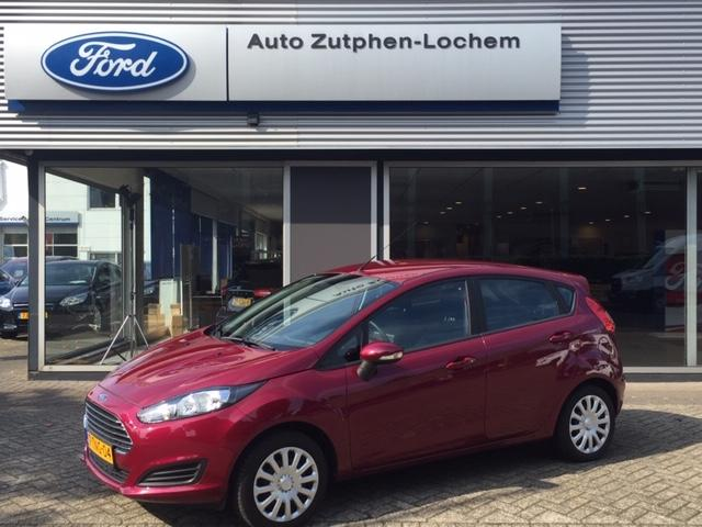 Ford Fiesta 1.0 65pk 5drs ned.auto