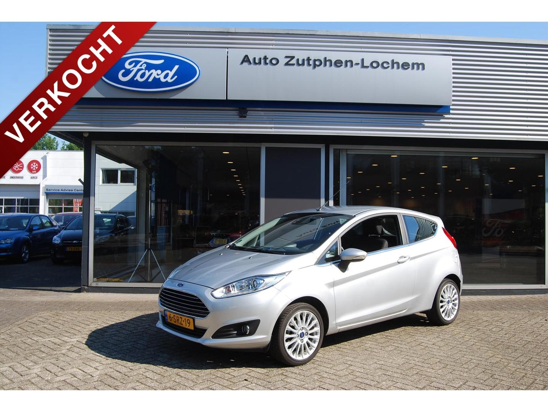 Ford Fiesta 1.0 ecoboost 100pk titanium 3drs ned.auto
