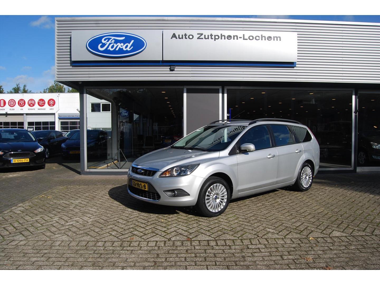 Ford Focus 1.8 125pk titanium