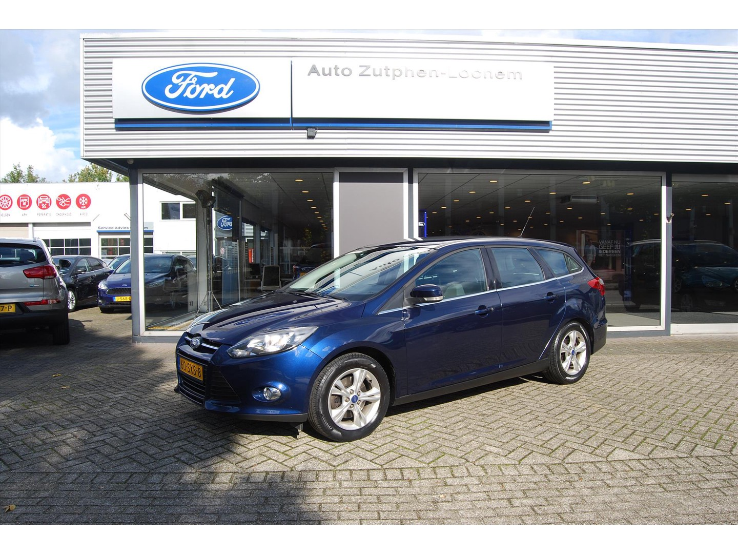 Ford Focus Wagon 1.6 ecoboost 150pk