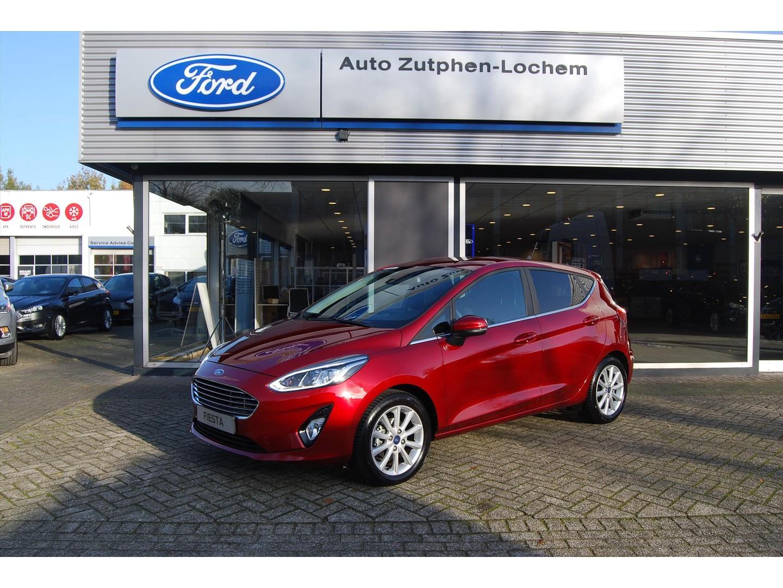 Ford Fiesta 1.0 95pk titanium 5dr