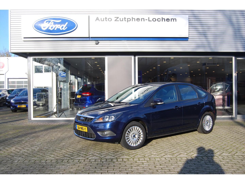 Ford Focus 1.8 125pk 5d titanium