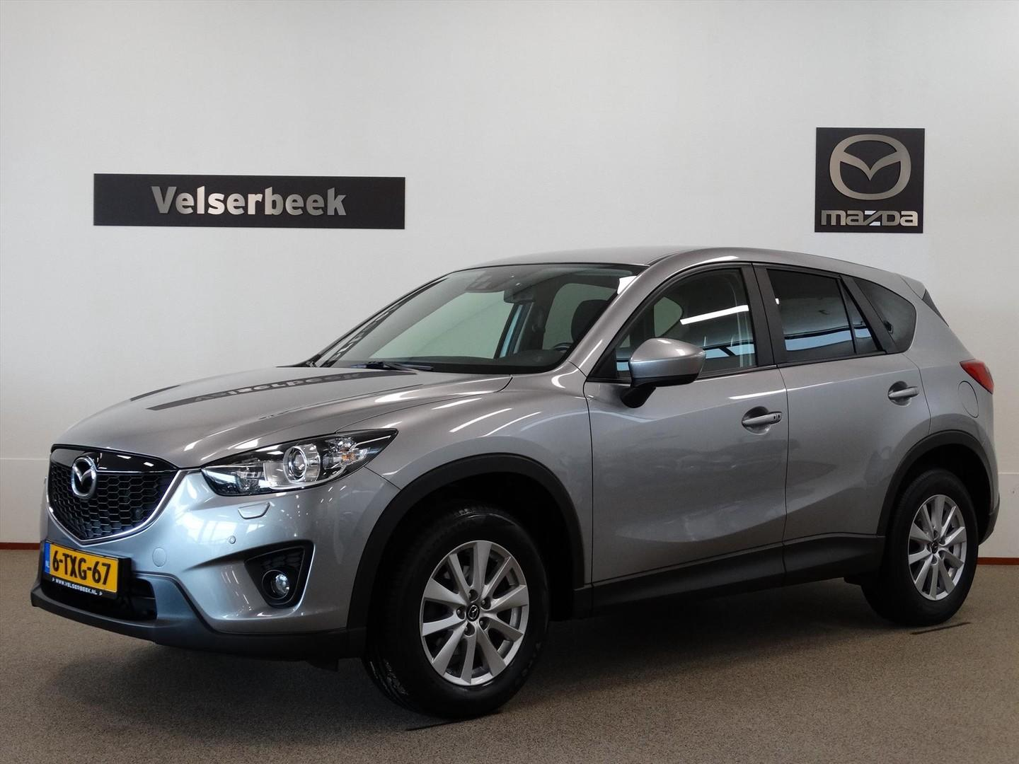Mazda Cx-5 2.0 165pk 2wd skylease+ limited edition * trekhaak *