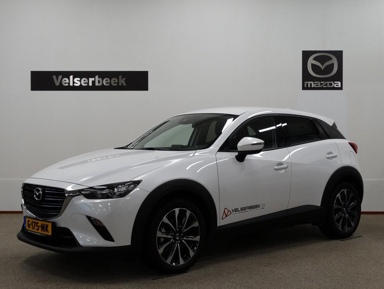 Mazda Cx-3 2.0 skyactiv-g 120pk sport selected