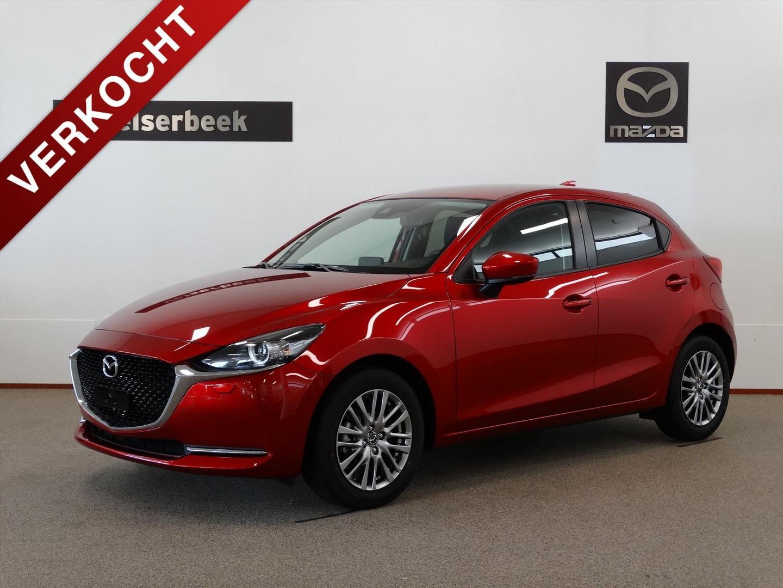 Mazda 2 1.5 skyactiv-g 6-mt luxury ( nieuw )