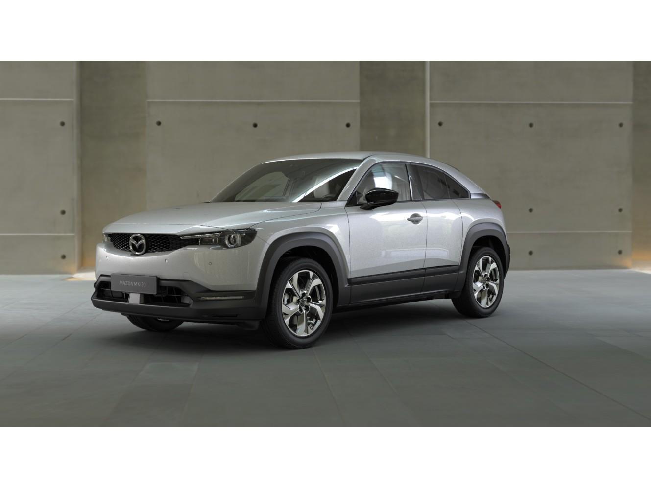 Mazda Mx-30 E-skyactiv first edition nu te bestellen!