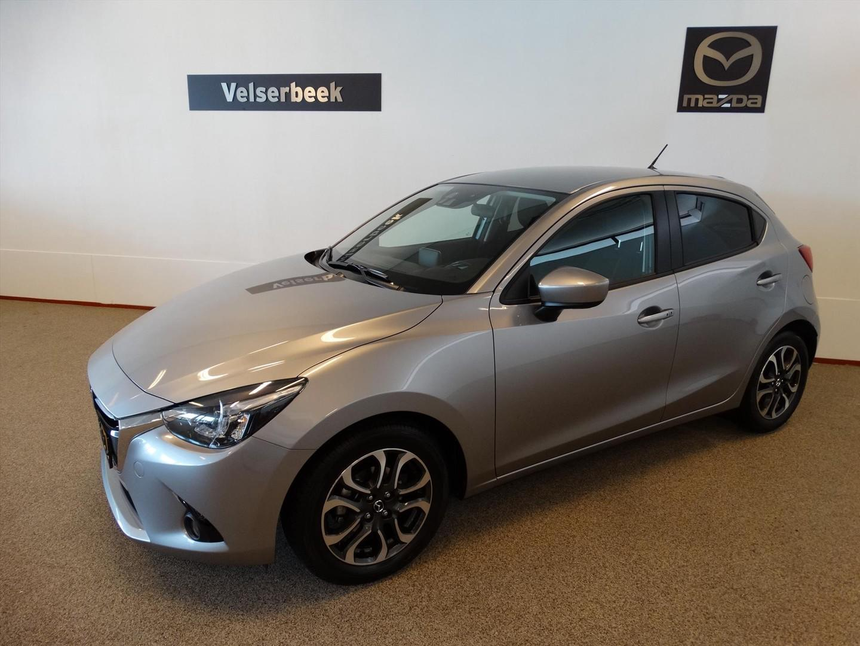 Mazda 2 1.5 skyactiv-g 90pk aut gt-m + driverpack