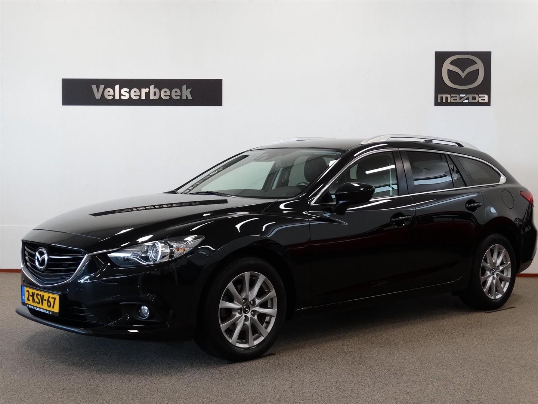 Mazda 6 2.0 ts+ lease pack /trekhaak /dealer ond.