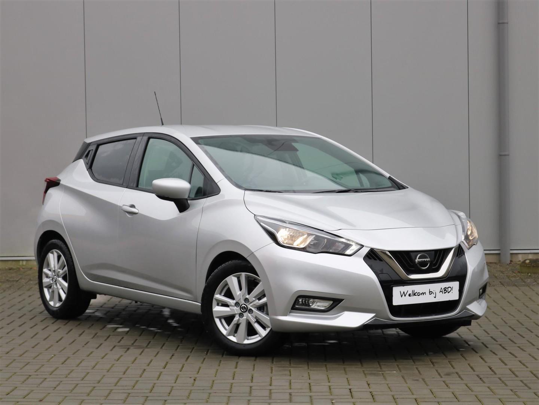 Nissan Micra 1.0 ig-t n-connecta van eur. 22.250,- nu voor eur. 19.500,-