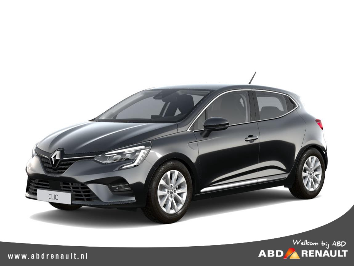 Renault Clio Tce 100pk intens private lease prijs