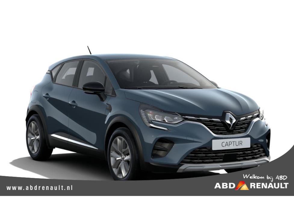 Renault Captur 1.0 tce zen private lease vanaf 349euro
