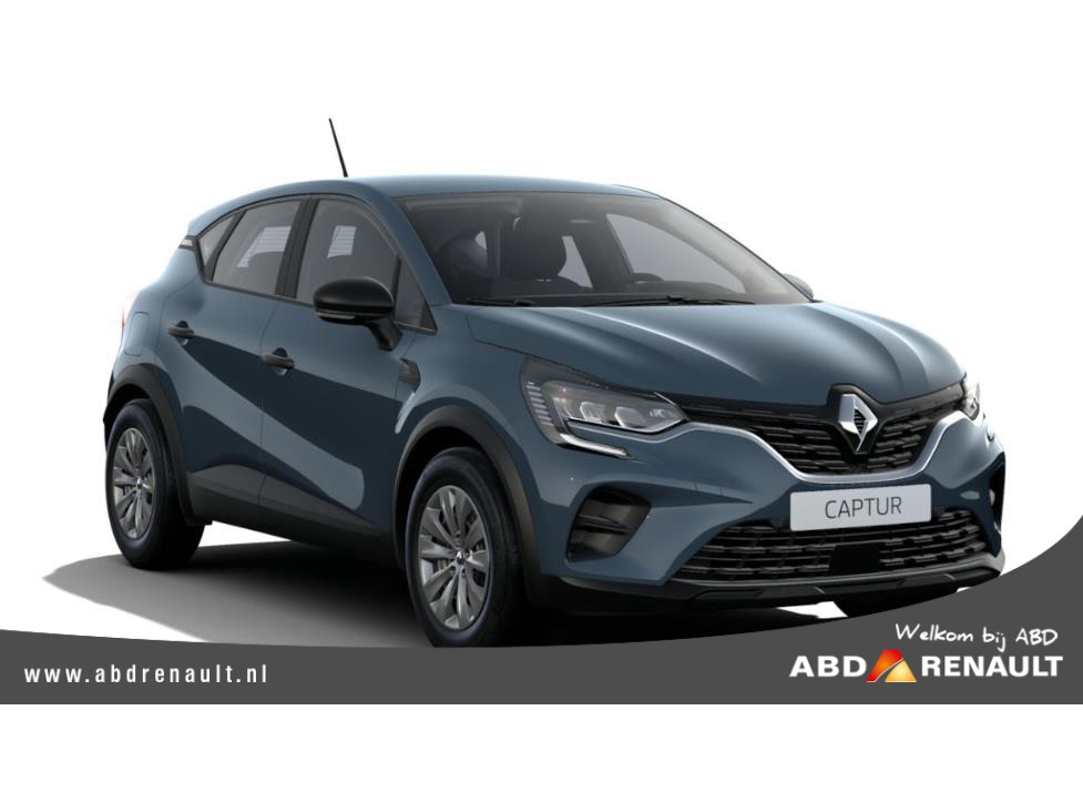 Renault Captur 1.0 tce life private lease vanaf 349euro