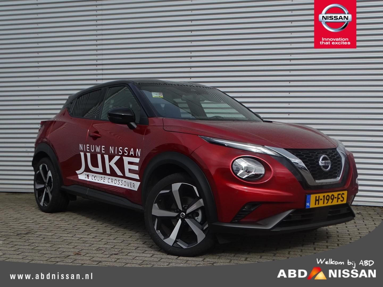 Nissan Juke 1.0 dig-t premiere edition automaat demo