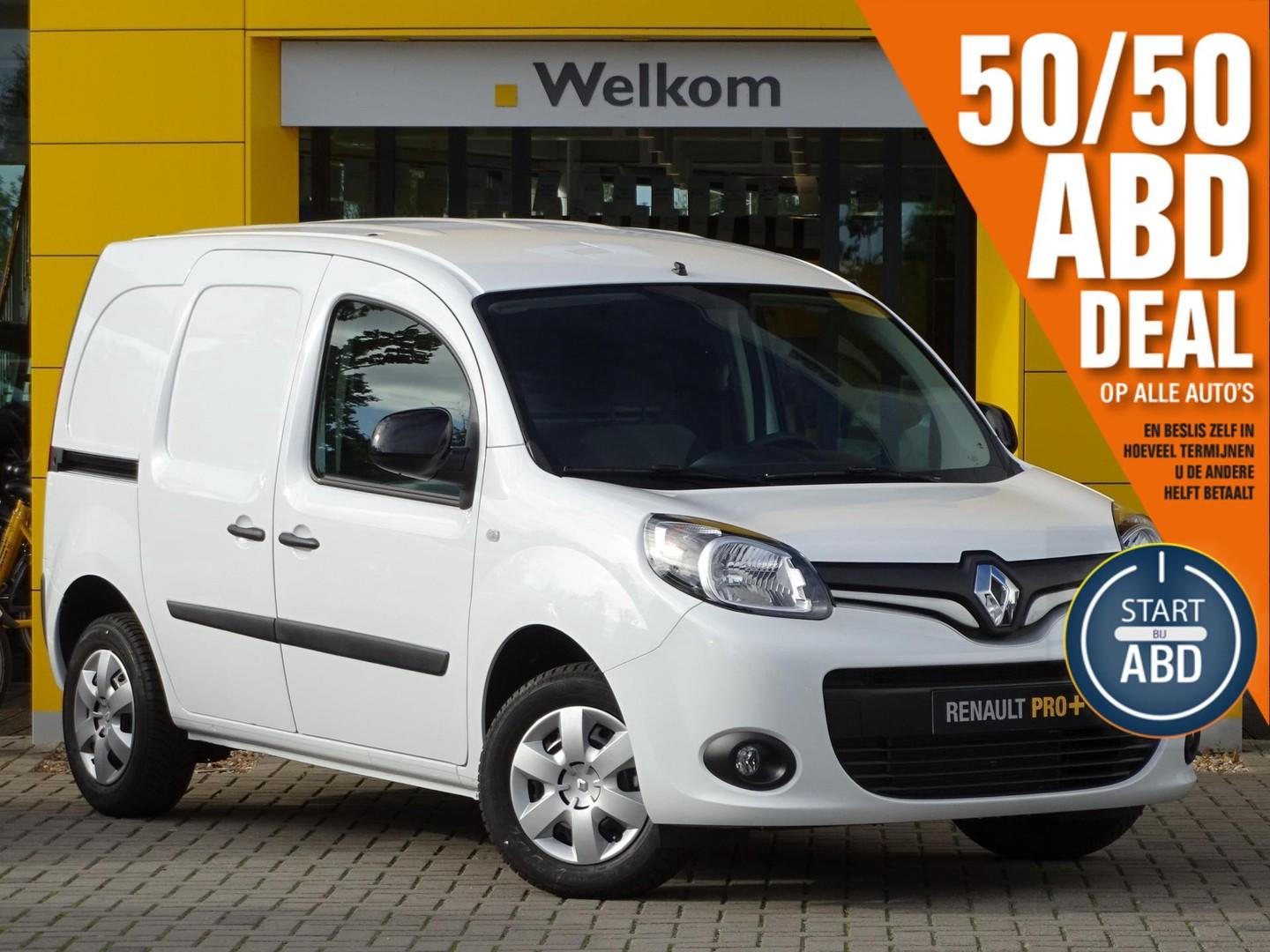 Renault Kangoo 1.5 blue dci 95pk work edition