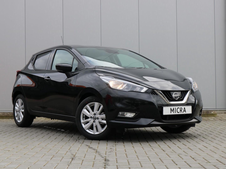 Nissan Micra 1.0 ig-t n-connecta met maarliefst €6300,- korting rijklaar voor slechts €17.000,-!!