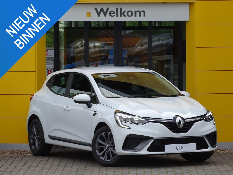 Renault Clio 1.3 tce 130pk edc r.s. line nu inclusief 2250,- voordeel!