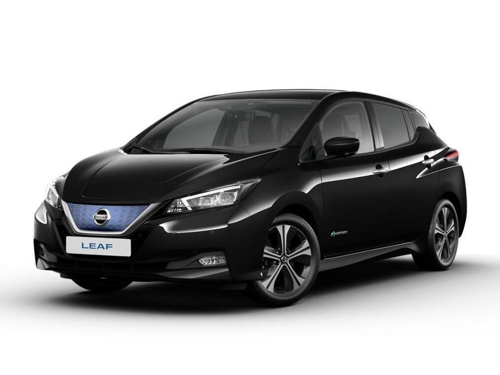 Nissan Leaf Tekna 40 kwh snel leverbaar