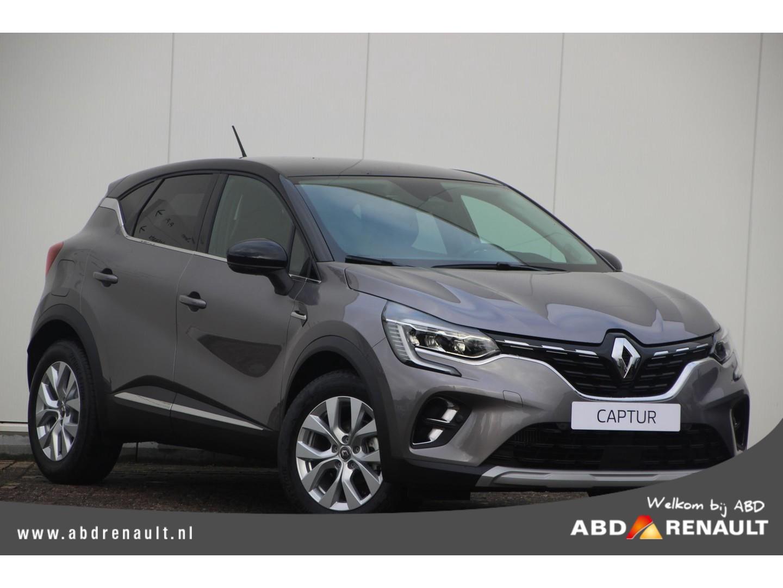 Renault Captur 1.0 tce 100pk intens l nu inclusief €2.000,- voordeel! private lease vanaf 349euro