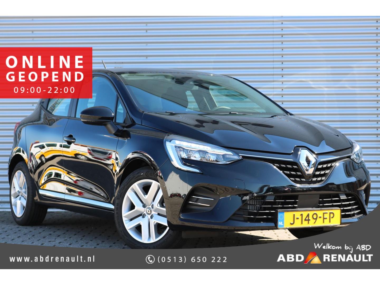 Renault Clio 1.0 tce 100pk bi-fuel zen