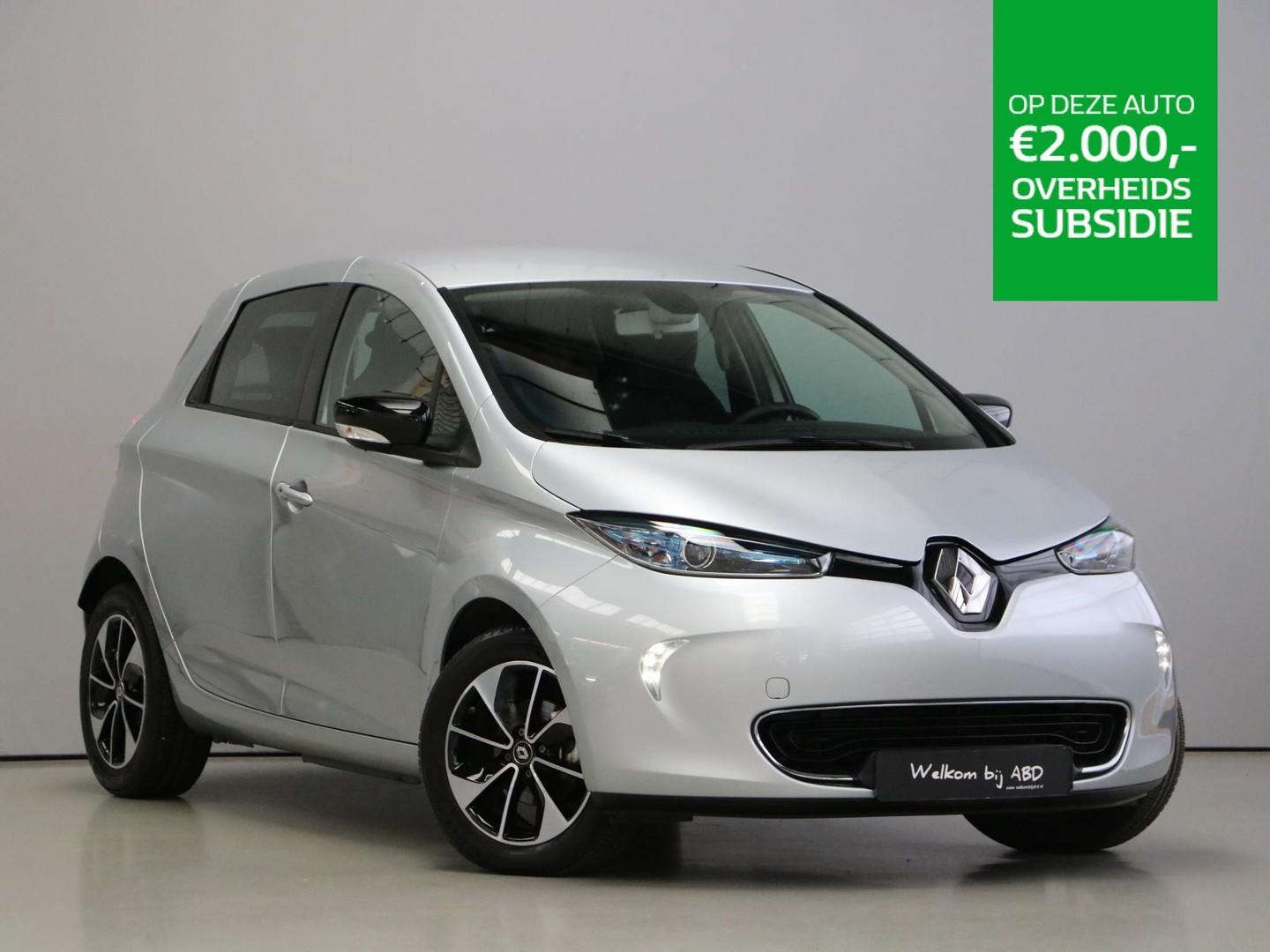 Renault Zoe R110 intens 41 kwh