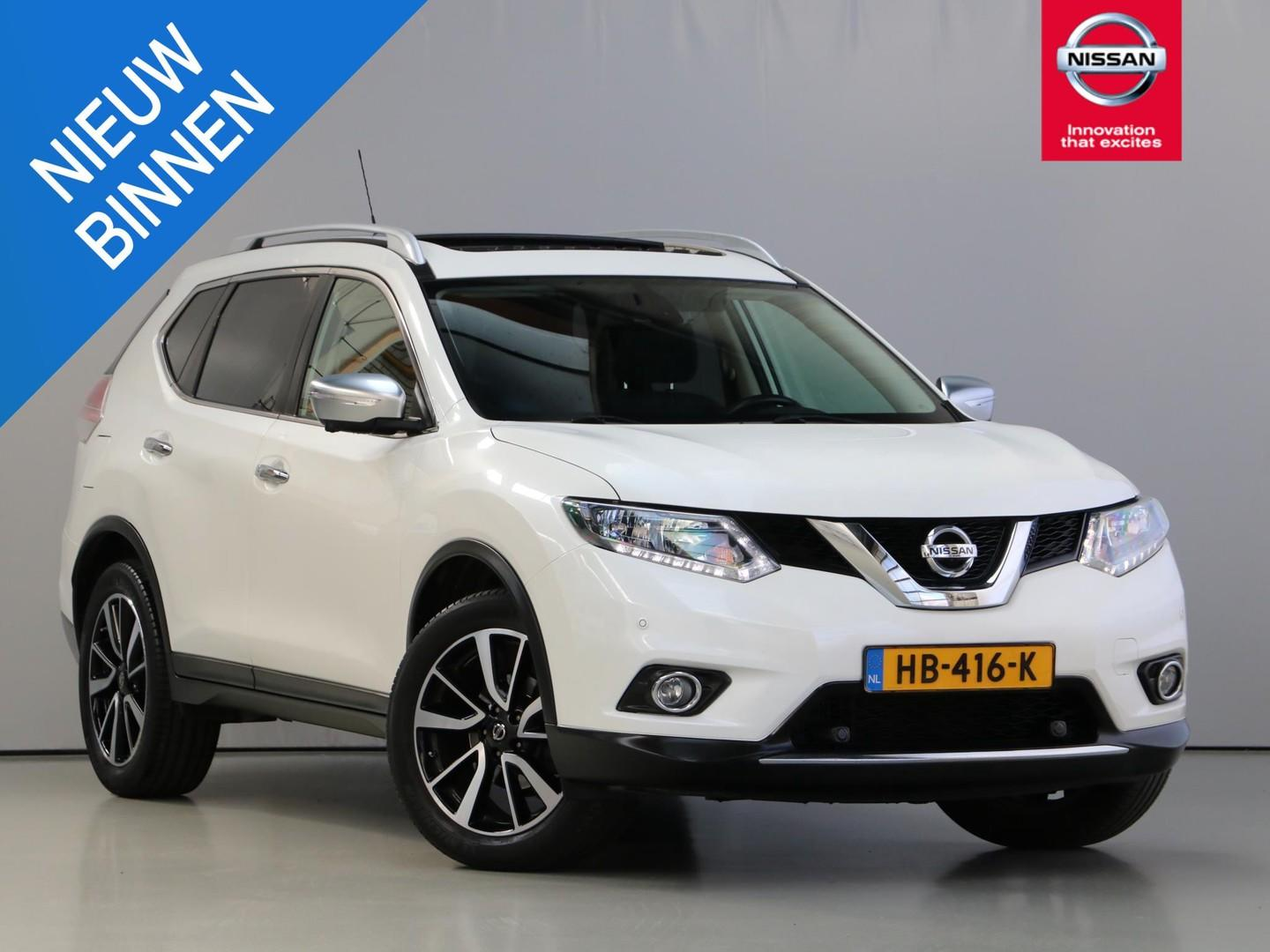 Nissan X-trail 1.6 dig-t 165pk connect edition