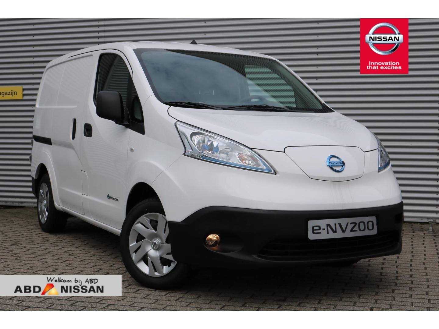 Nissan E-nv200 Optima 40 kwh ex btw