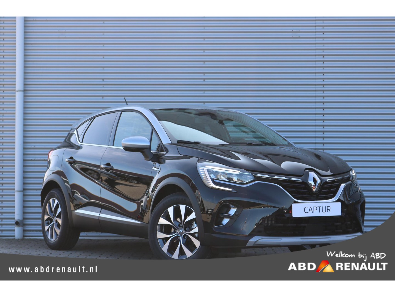 Renault Captur 1.0 tce 100pk bi-fuel intens