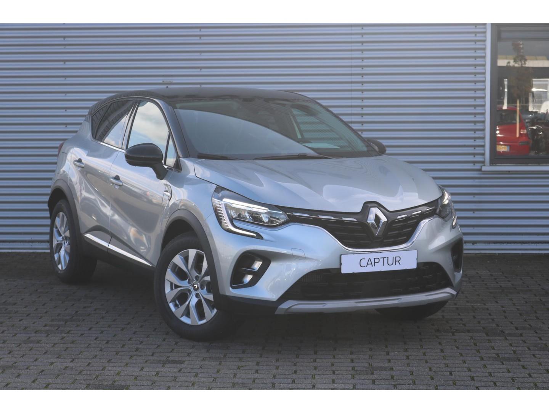 Renault Captur 1.0 tce 100pk intens l nu inclusief €1.200,- voordeel! private lease vanaf 349euro