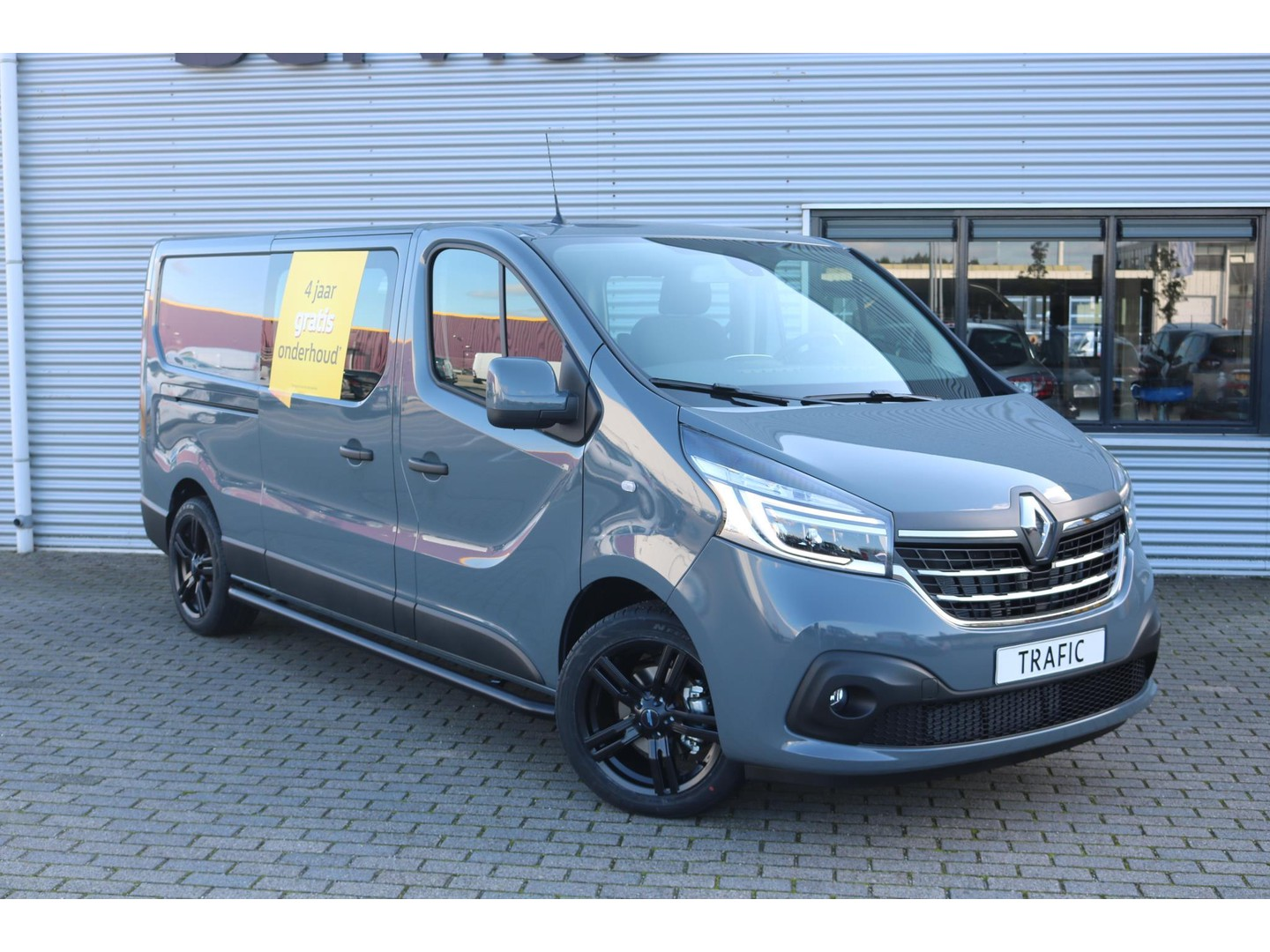 Renault Trafic 2.0 dci 170 edc automaat t29 l2h1 dc luxe