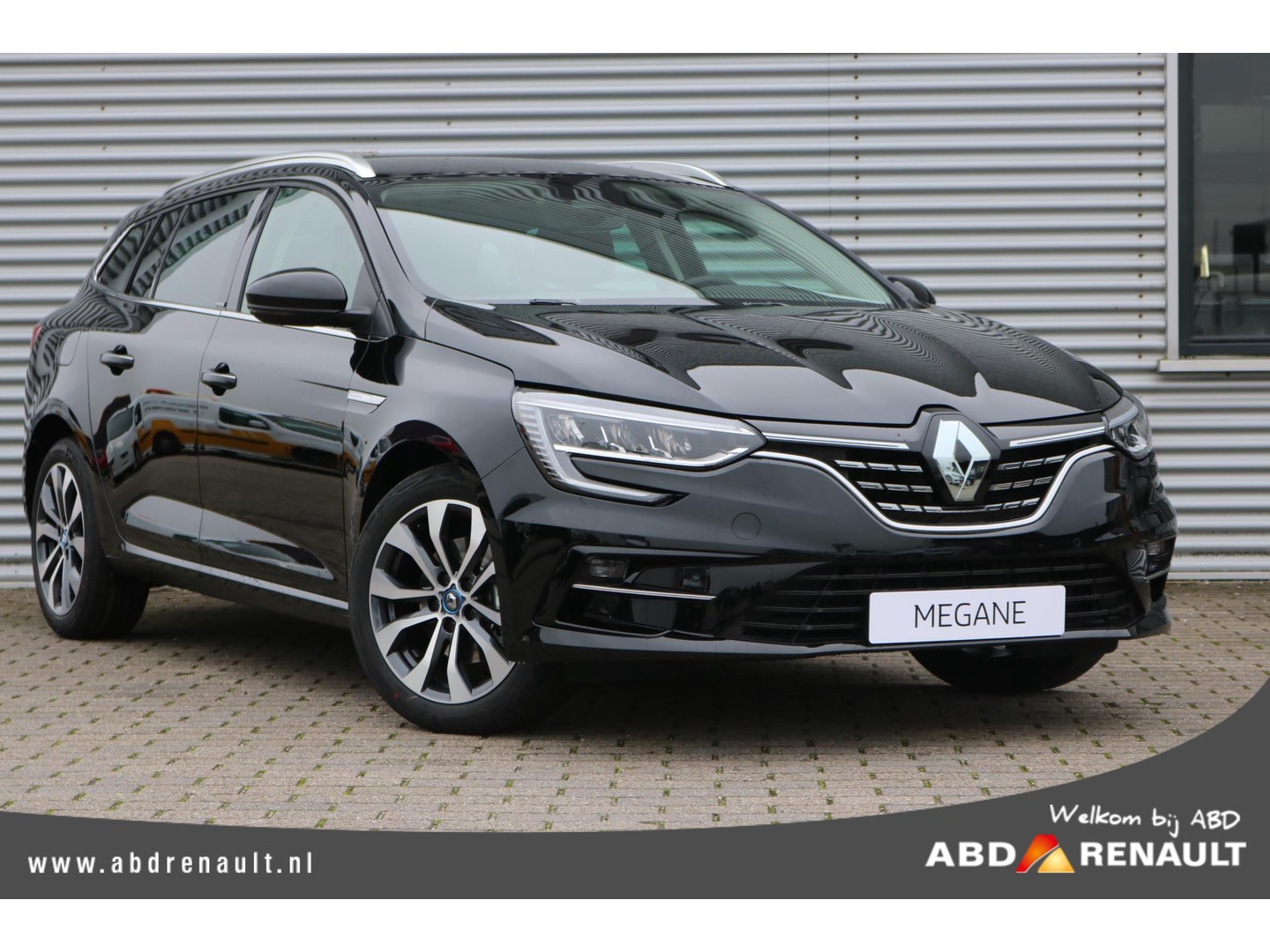 Renault Mégane Estate 1.6 plug-in 160pk hybrid business edition one