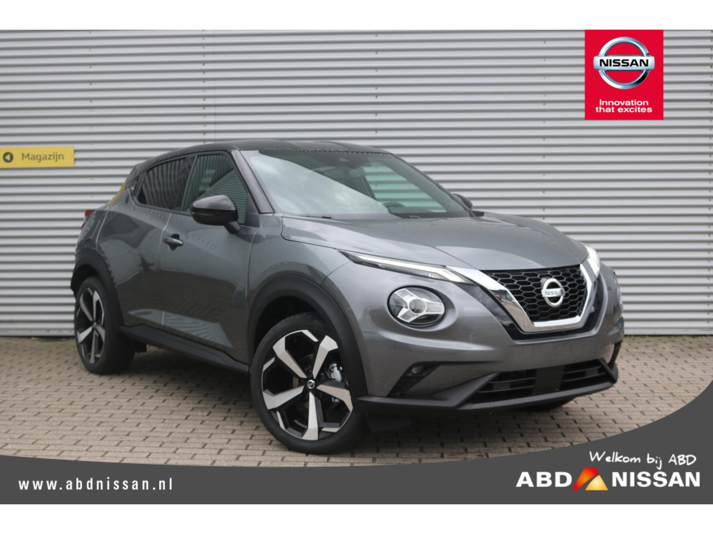 Nissan Juke 1.0 dig-t premiere edition automaat