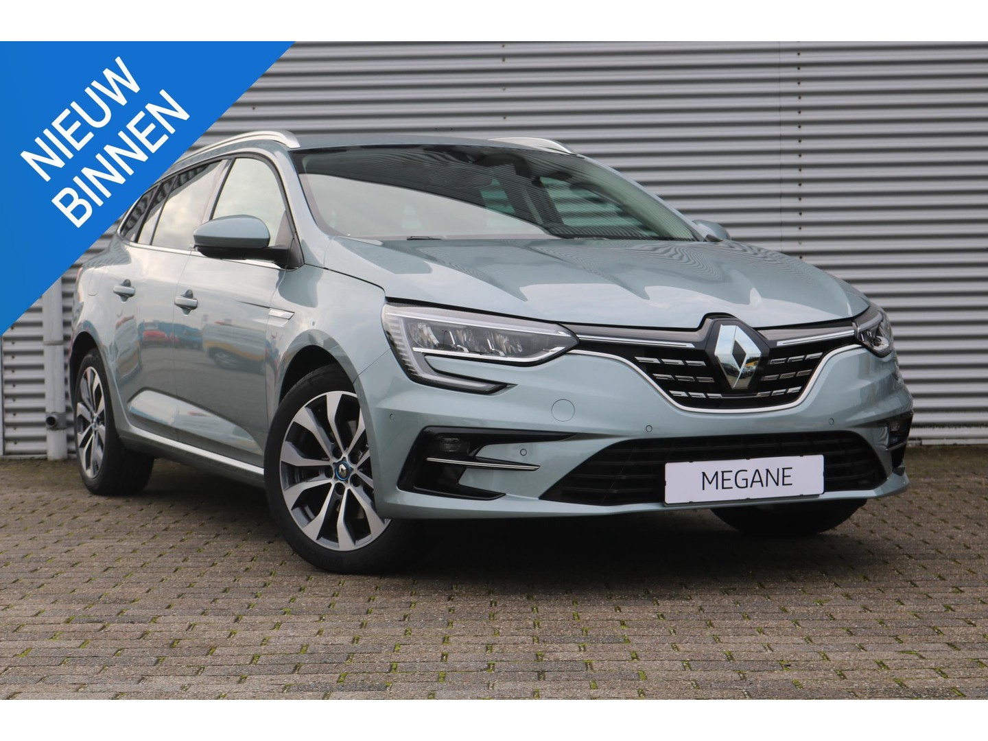 Renault Mégane Estate 1.6 plug-in hybrid business edition one