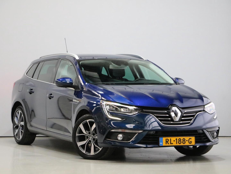 Renault Mégane Estate 1.5 dci 110pk edc/aut. série signature exclusiv