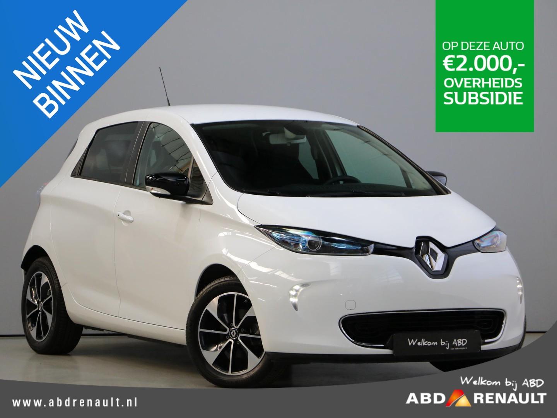 Renault Zoe R90 intens 41 kwh (ex accu)