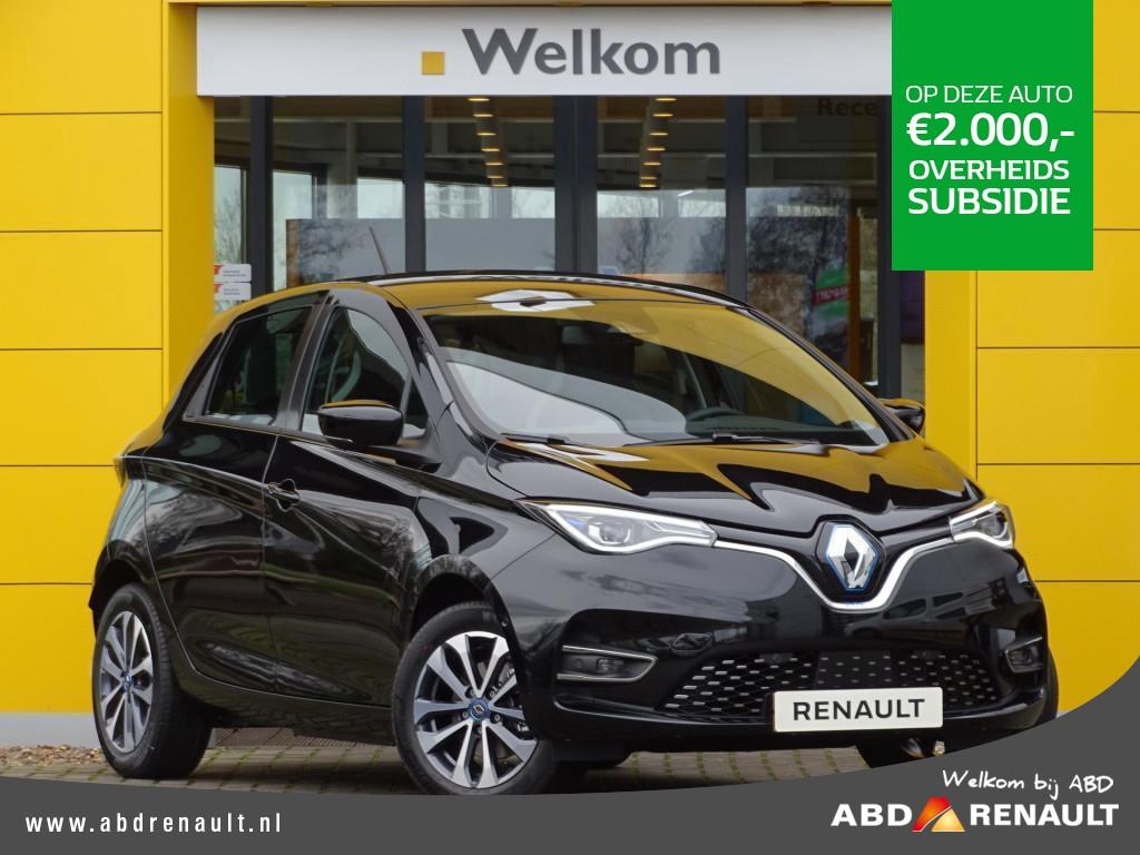 Renault Zoe R135 intens 52kwh