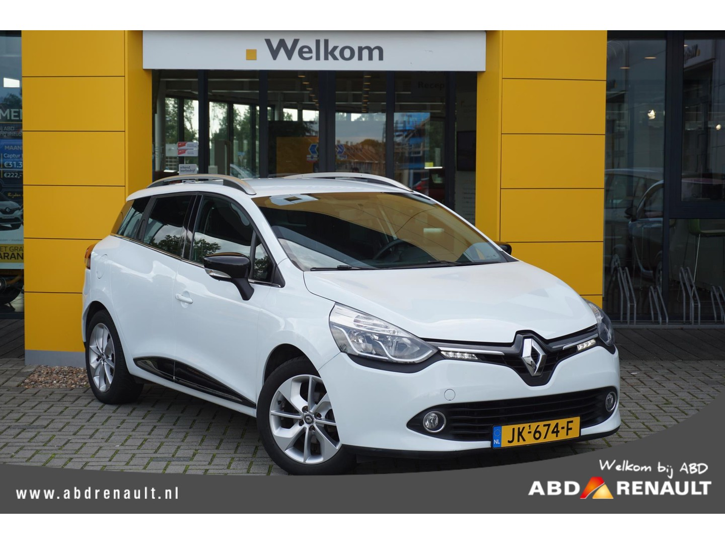 Renault Clio Estate 1.5 dci eco limited