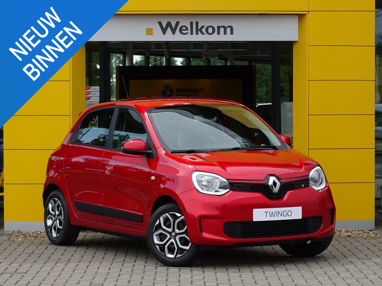 Renault Twingo Phase 2 sce 75pk collection nu inclusief € 800,- voordeel