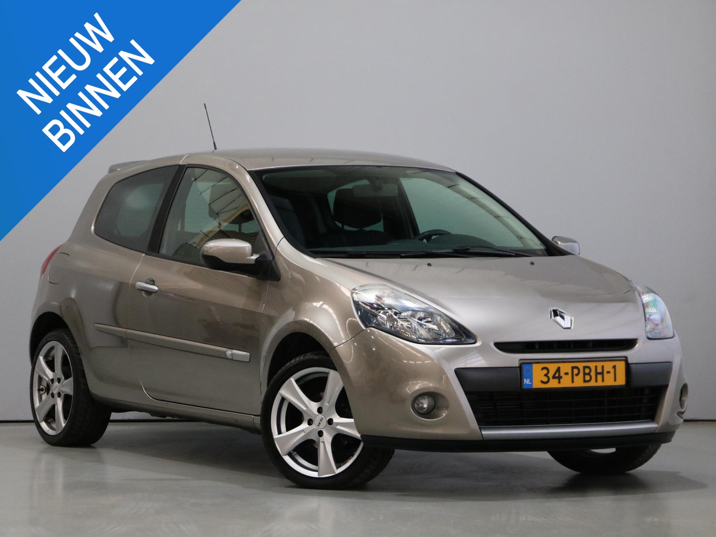 Renault Clio Tce 100pk collection