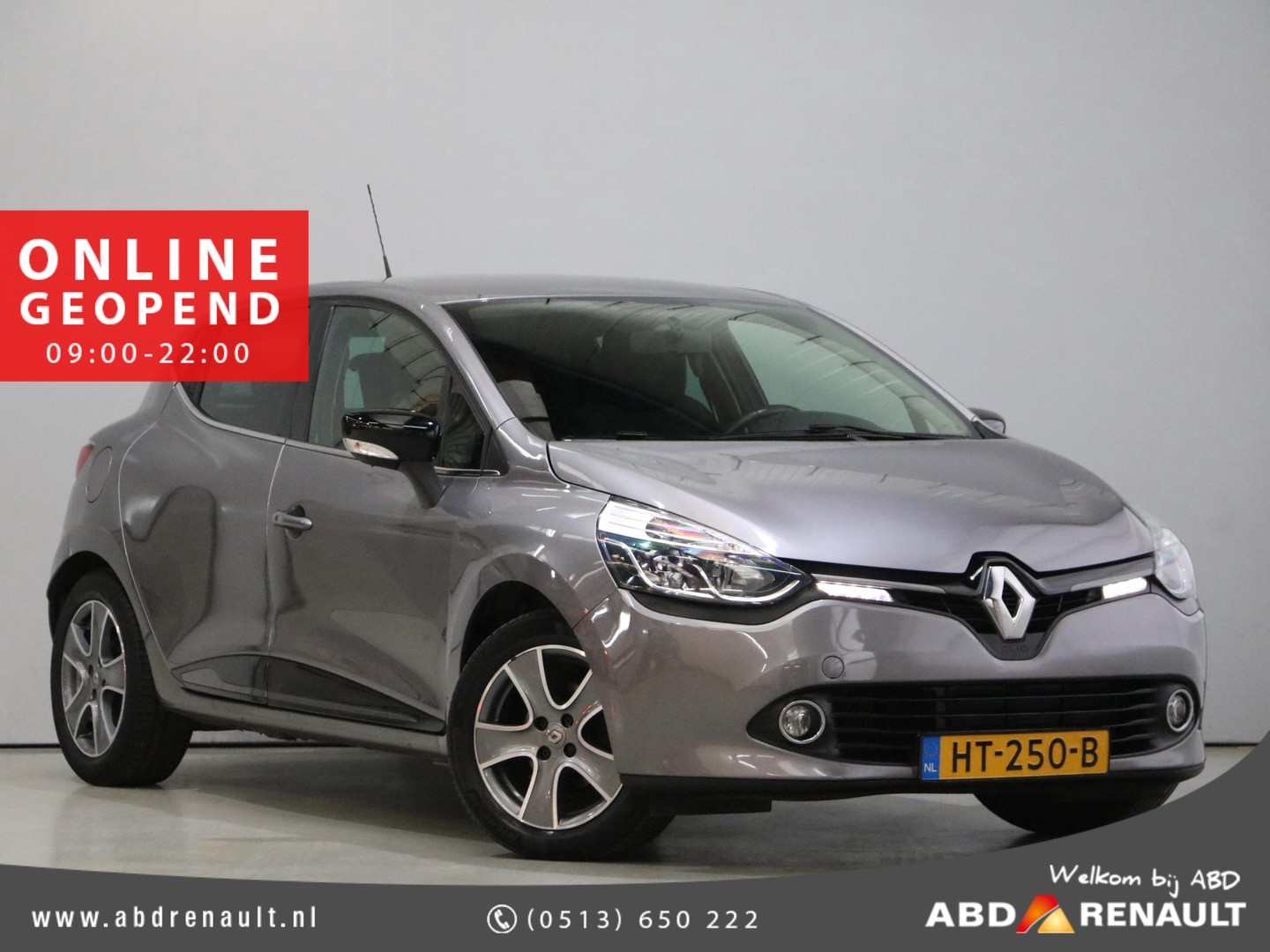 Renault Clio Tce 90pk night & day